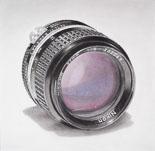 Nikon-Lens,-2009,-charcoal,-pastel-on-paper,-20-x-20-in.jpg